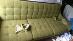 Randy Vance large sofa before 5-8-13