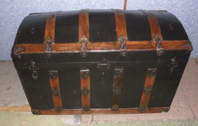 Trunk After Repair