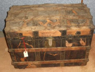 Trunk Before Repair